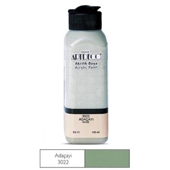 Artdeco Akrilik Boya 140 ml Adaçayı