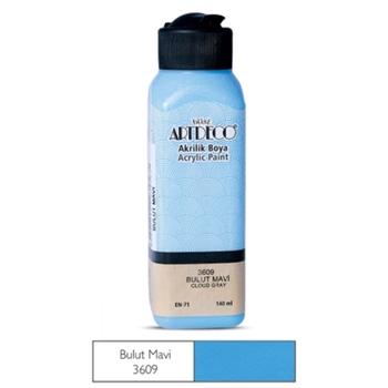 Artdeco Akrilik Boya 140 ml Bulut Mavisi