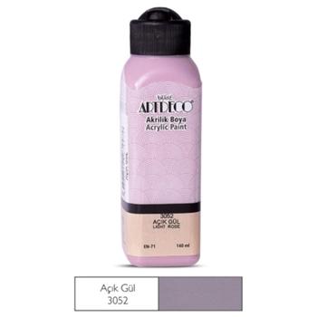 Artdeco Akrilik Boya 140 ml Açık Gül