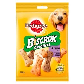 Pedigree Biscrok Multi Mix Köpek Ödül Bisküvisi 200 gr 22'li Paket