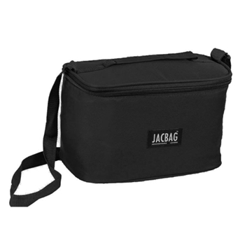 Jacbag JAC-53 Lunch Box Beslenme Çantası Siyah