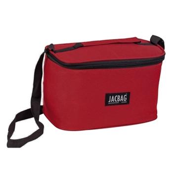 Jacbag JAC-53 Lunch Box Beslenme Çantası Kırmızı
