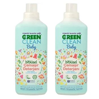 U Green Clean Baby Çamaşır Deterjanı 1 lt 2'li