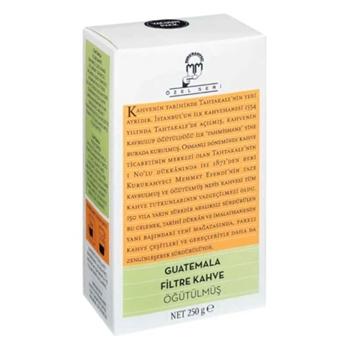Kurukahveci Mehmet Efendi Özel Seri Guatemala Filtre Kahve 250 gr