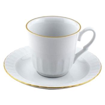 Güral Porselen Sedef Çay Fincanı Takımı 6'lı