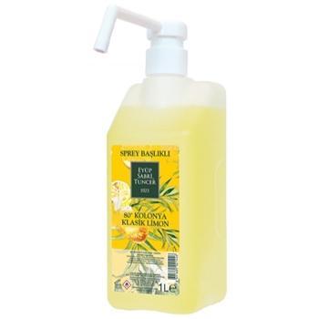 Eyüp Sabri Tuncer Limon Kolonyası Pompalı 1 lt