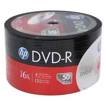 Hp Dvd-R 16X 4.7 GB 50'li