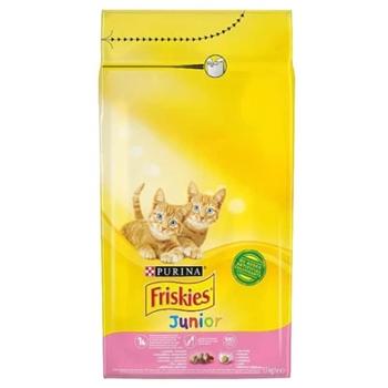 Friskies Junior Kedi Maması Tavuklu ve Sütlü 1,5 kg