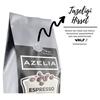 Azelia Espresso Çekirdek Kahve 500 gr