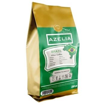 Azelia Brezilya Filtre Kahve 250 gr