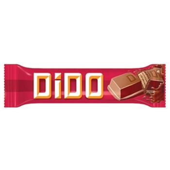 Ülker Dido Çikolatalı Gofret 35 gr 24'lü Paket